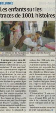 La Provence Juin 2009