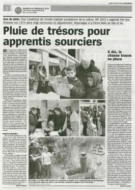 La Marseillaise - 2013-01-14