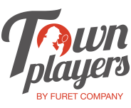 logo Town players